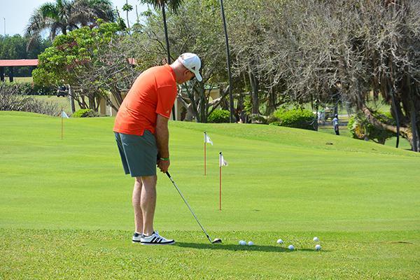 Le Canada, la France, le Royaume Uni et l'Italie figurent parmi les principaux marchés émetteurs de touristes qui séjournent au Varadero Golf Club.