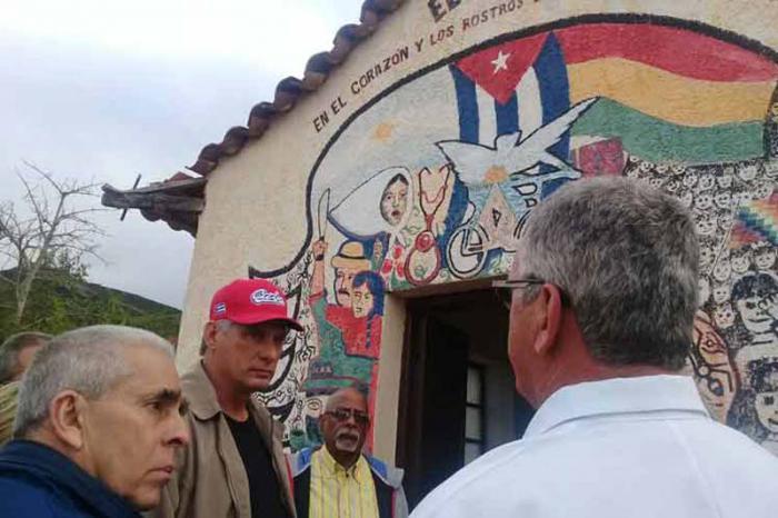 La Bolivie et Cuba approfondissent leurs relations durant la visite de Diaz-Canel