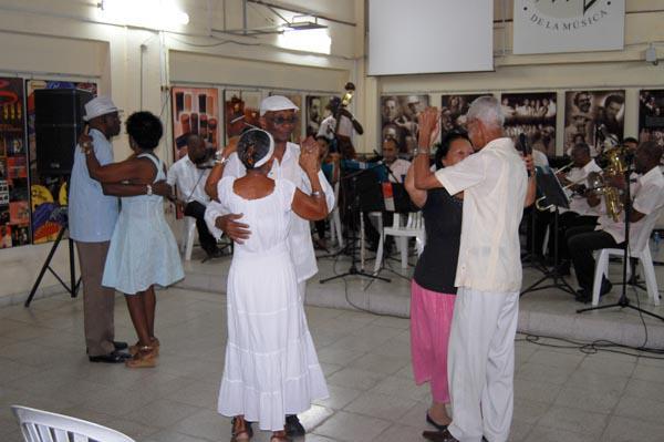 La danza de fiesta esta semana en Camagüey