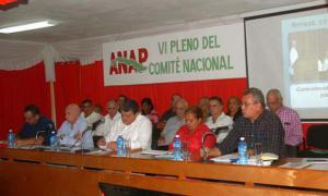 6e Plenum du Comité national de l'Anap