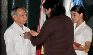 Oscar Lopez Rivera : être à Cuba est un rêve qui s'est réalisé
