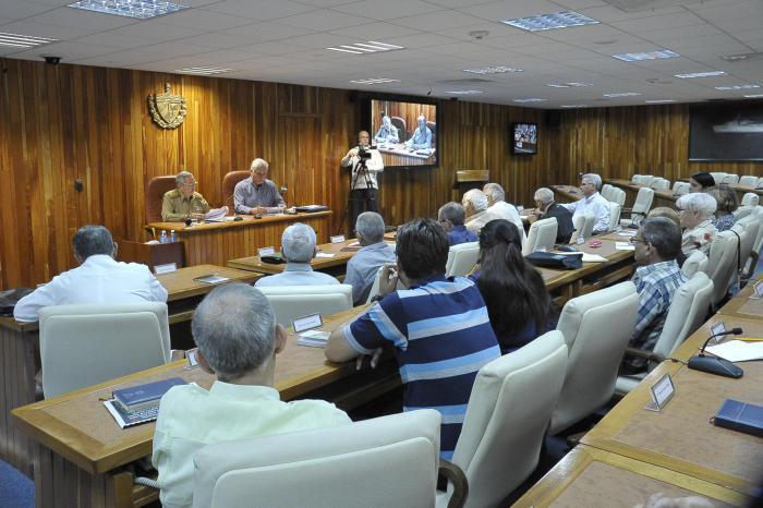 Pour la préservation de la pensée et de l'œuvre du commandant en chef Fidel Castro Ruz