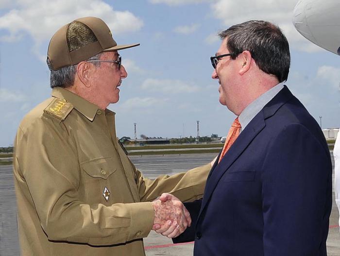 Raul a félicité la délégation cubaine qui a participé au 8e Sommet des Amériques