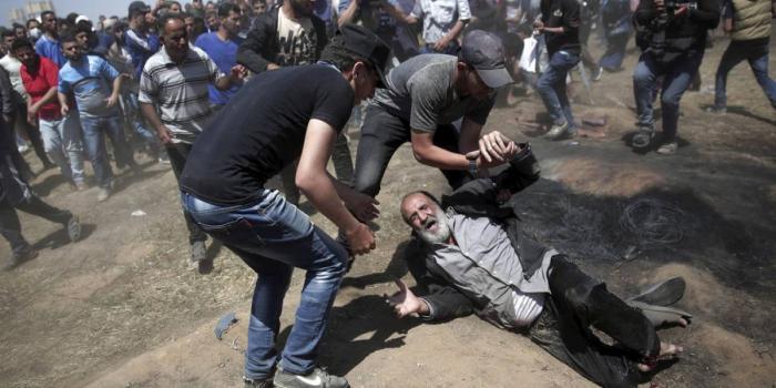 La communauté internationale a critiqué la décision du président des États-Unis Donald Trump de déplacer son ambassade de Tel Aviv à Jérusalem, ce qui a provoqué une vague de protestations et a fait des dizaines de morts et des milliers de blessés. Photo: EFE