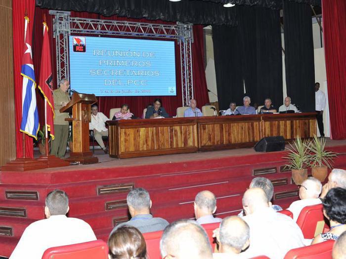 « Cuba continuera à lutter et à défendre ses principes »