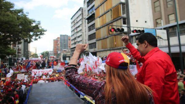 Venezuela : La volonté de vaincre est plus puissante que les armes