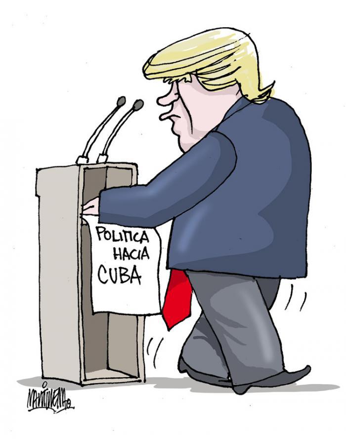 Quinze éléments sur l'état actuel des relations entre les États-Unis et Cuba